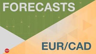 EUR/CAD Прогноз для EUR/CAD