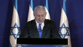 Benjamin Netanyahu - trotz Anklage wegen Betrug weiter im Amt