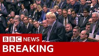 MPs back Brexit deal delay - BBC News