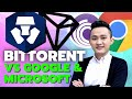 Crypto News: CRO Rate Changes, Justin Sun and BitTorrent To Take on Google Drive & Microsoft