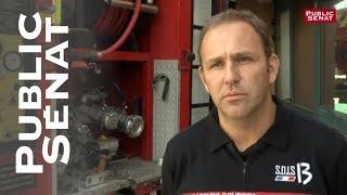 PERNOD RICARD Pascal Ricard, adjudant-chef : « Les pompiers sont les derniers à répondre « oui »