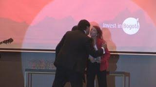 LOREAL L'oreal y Scotiabank son premiadas por su aporte al desarrollo de Bogotá