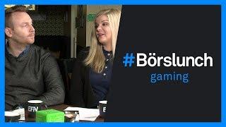 Heta trender och bolag inom gaming  Börslunch 21 mars