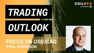 USD/CAD USD/CAD Technical Outlook: Chart at Support