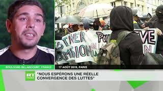 Boudjema, Gilet jaune : «Nous espérons une réelle convergence des luttes»