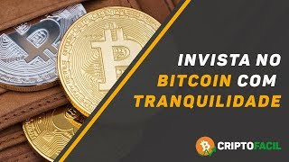 Bitcoin Invista no BITCOIN com tranquilidade: A técnica do HOLD