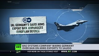 BAE SYSTEMS ORD 2.5P BAE warns Germany over ban on arms exports to Saudi Arabia