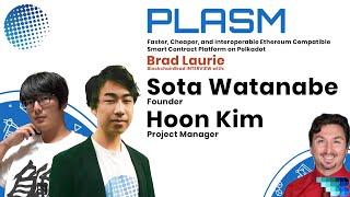 ETHEREUM PLASM Network | Interoperable Smart Contract Platform | Substrate | Polkadot -Ethereum Bridge | Web3