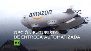 AMAZON.COM INC. Así es como Amazon podría entregar sus productos en el futuro