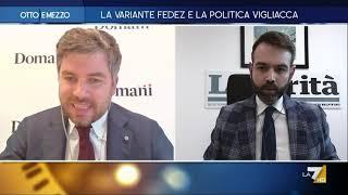 """Ddl Zan, Feltri a Borgonovo: """"Se pensate che certe vostre opinioni potrebbero essere scambiate ..."""