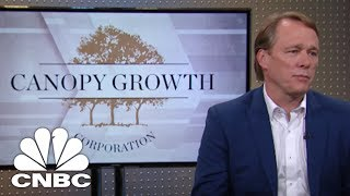 CANOPY GROWTH CORP. Canopy Growth CEO: Huge Disruptor | Mad Money | CNBC