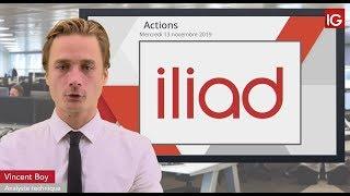 ILIAD Bourse - ILIAD, hausse du dividende et rachat d'actions - IG 13.11.2019