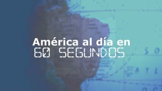 DIA América al día en 60 segundos: viernes 30 de julio de 2021