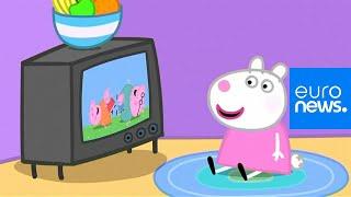 HASBRO INC. Hasbro buys Peppa Pig owner Entertainment One