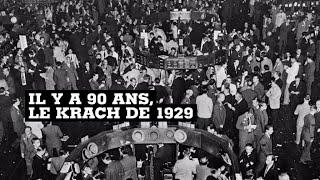 DOW JONES INDUSTRIAL AVERAGE Ces jours qui ont conduit à l'effondrement de Wall Street en 1929