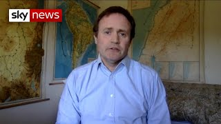 DOMINIC Tom Tugendhat on Dominic Cummings: 'You can see the effect on it, you don't need me to tell you'