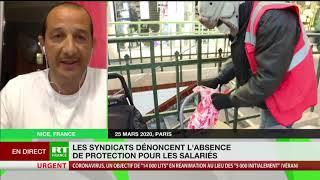 CARREFOUR Covid-19 - «La direction Carrefour menace ses salariés de licenciement. C'est un véritable scandale»