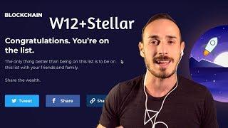 STELLAR Aggiornamento W12 + Airdrop Stellar!
