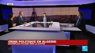"""DIAGNOSTIC MEDICAL Algérie : L'analyse de Farid Dms Debah, membre du collectif """"Debout l'Algérie"""""""
