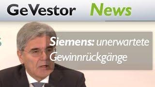 SIEMENS AGNA O.N. Siemens legt sich mit EU-Kommissarin Vestager an