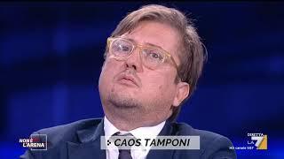 """Campania, l'appello di de Magistris: """"Il governo assuma il coordinamento della Campania perché ..."""
