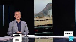 Les catastrophes naturelles face au torrent d'infox • FRANCE 24
