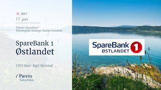 KEY SpareBank 1 Østlandet: When stability is key