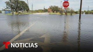 Hay 36 millones de personas bajo riesgo de inundaciones, granizo y tornados en Texas