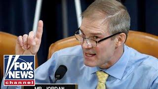 Jordan picks apart Dems' impeachment case in searing remarks