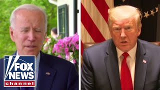 'The Five' doubts Biden's economic record could rival Trump