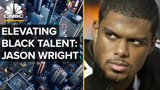 McKinsey Partner And Ex-NFL Player Jason Wright On Elevating Black Talent