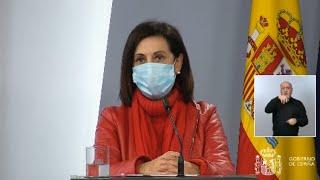 ARAGON Unos 200 efectivos de la UME trabajan en Aragón y 1.100 en Madrid
