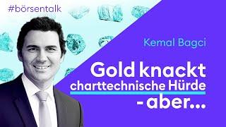 GOLD - USD Rohstoffe: Startet Gold jetzt wieder durch? | Öl | Edelmetalle | Börse Stuttgart