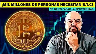 BITCOIN ¡BITCOIN AUMENTARA DE PRECIO 10X MILENNIALS Y CORPORACIONES LO COMPRARAN TODO - DAVID BATTAGLIA!