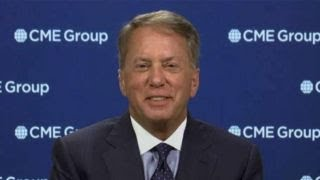 CME GROUP INC. Oil prices could be finding a new normal: CME Group Chair Terry Duffy