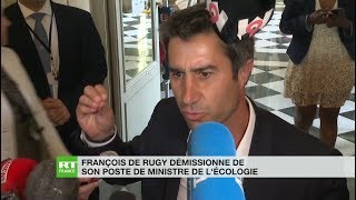 Une démission surprise de François de Rugy : les réactions des députés à l'Assemblée