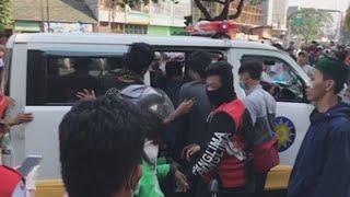 Al menos 6 muertos en disturbios tras reelección del presidente en Indonesia