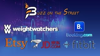 """ETSY INC. The latest """"Buzz on the Street"""" Show: Featuring Earnings (NYSE: FIT) (NASDAQ: BKNG ETSY JD WTW)"""