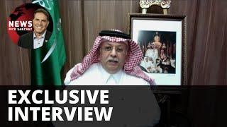 Rick Sanchez presses Saudi official on Khashoggi trial secrecy