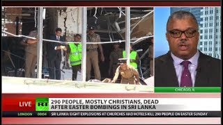 US pastor on persecution of Christians