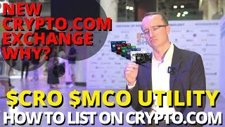 BITCOIN Buy Bitcoin - Kris Marszalek CEO Crypto.Com | On Binance | CRO MCO Utility | Crypto.com Exchange