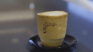 NEW ZEALAND DOLLAR INDEX Air New Zealand sirve sus cafés en tazas comestibles para reducir la basura