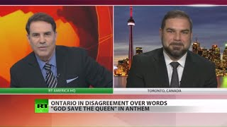 Some Canadians don't want 'God' to 'Save the Queen'
