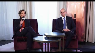 AXA Patrimoine24 - Corinne CALENDINI, Axa Wealth Management  et Edouard PEDRO, Axa / Thema