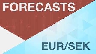 EUR/SEK Caída lenta del EUR/SEK