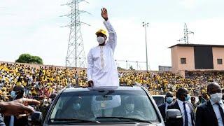 Présidentielle en Guinée : Alpha Condé réélu avec 59,5% des voix