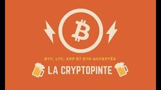Bitcoin Bitcoin Lightning Network  - Ma bière avec Eclair Mobile