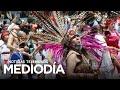 La ciudad de México-Tenochtitlan cumple 696 años de fundada   Noticias Telemundo