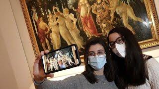 Teilweise Lockerungen: Uffizien in Florenz wieder offen