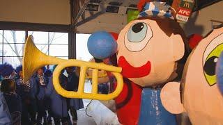 Maanden gewerkt aan je praalwagen, en dan wordt de carnavalsoptocht afgelast